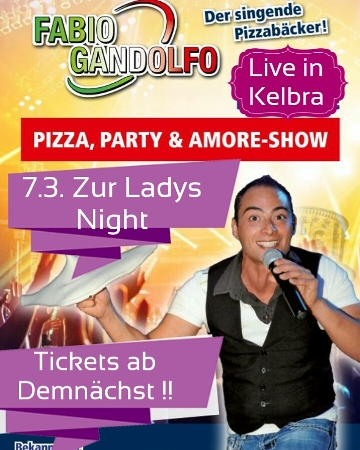 !!! Ladies Night - Frauentagsparty - Ausverkauft!!!